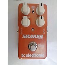 TC Electronic Shaker Effect Pedal