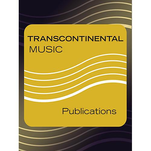 Transcontinental Music Shalom Rav (Grant Abundant Peace) SATB Chorus and Solo Arranged by Joshua Jacobson