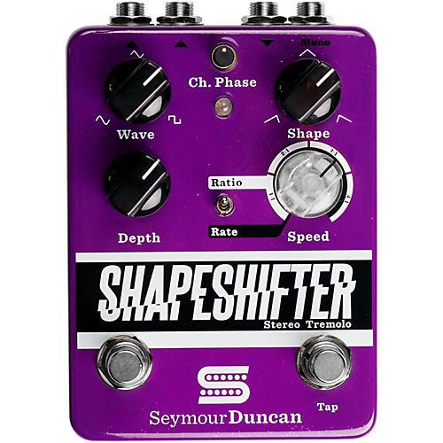 Seymour Duncan Shape Shifter Guitar Tremolo Effects Pedal