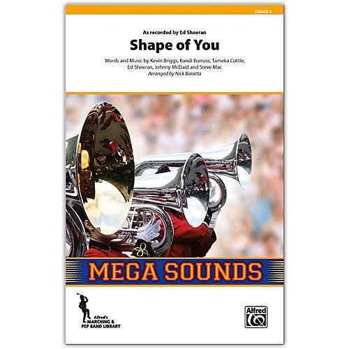 Alfred Shape of You 3 (Medium)