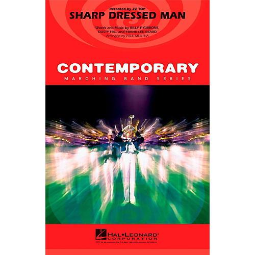 Hal Leonard Sharp Dressed Man - Pep Band/Marching Band Level 3