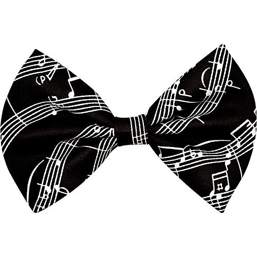 AIM Sheet Music Bow Tie