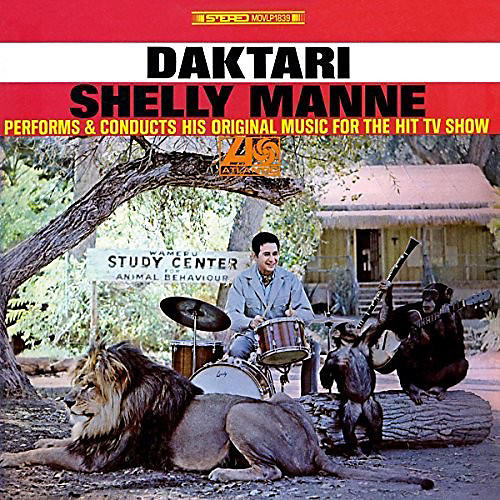 Alliance Shelly Manne - Daktari
