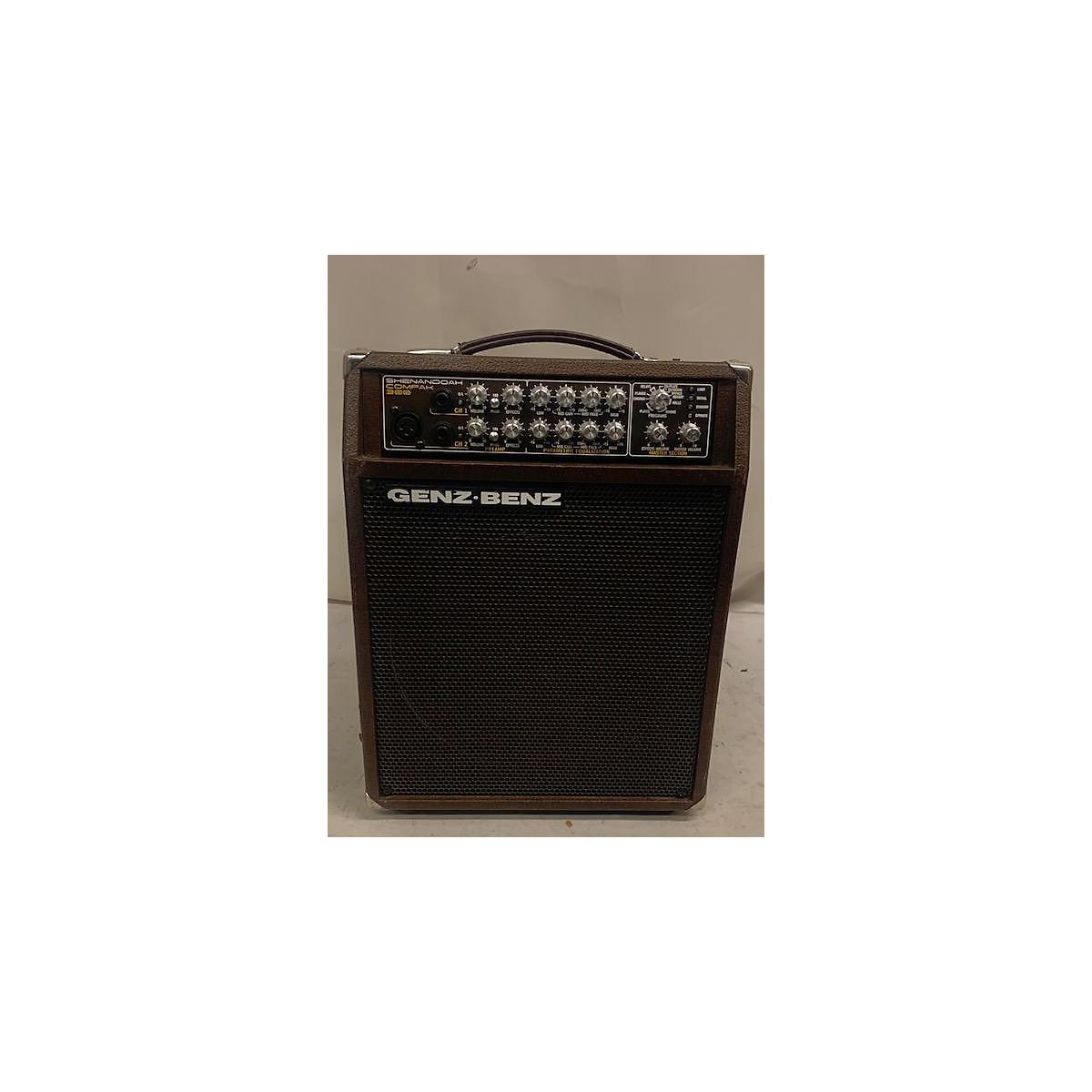 Genz Benz Shenandoah Compak 300 Guitar Combo Amp