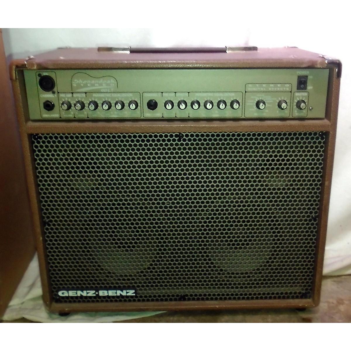 Genz Benz Shenandoah Stereo 60 LT Acoustic Guitar Combo Amp