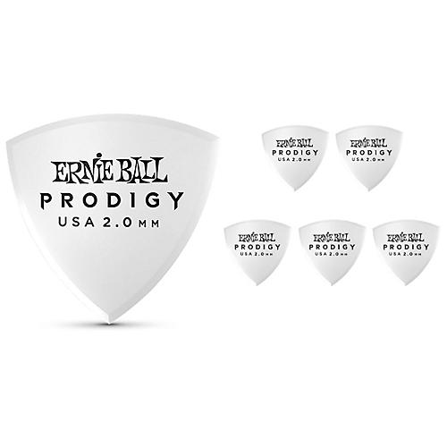 Ernie Ball Shield Prodigy Picks 6-pack