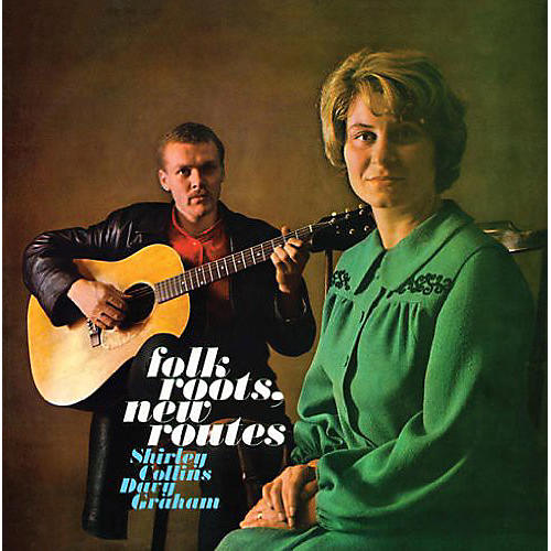 Alliance Shirley Collins - Folk Roots, New Routes