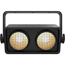 CHAUVET DJ Shocker 2 Warm White COB LED Dual Zone Blinder Light