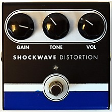 Jet City Amplification Shockwave Effect Pedal