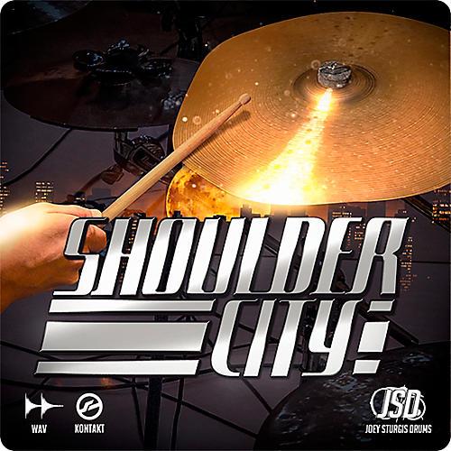 Joey Sturgis Drums Shoulder City Complete