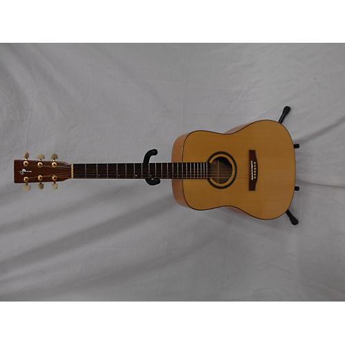 Simon & Patrick Showcase Flame Maple Acoustic Guitar
