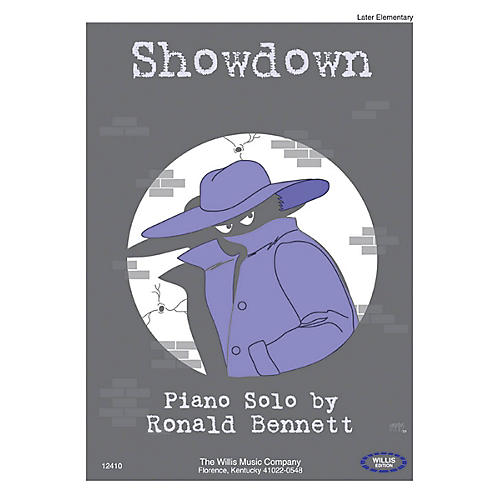 Willis Music Showdown (Later Elem Level) Willis Series by Ronald Bennett