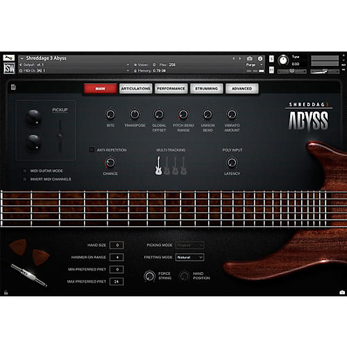 Impact Soundworks Shreddage 3 Abyss (Download)