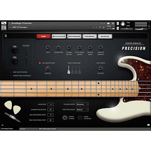 Impact Soundworks Shreddage 3 Precision (Download)