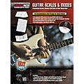 Alfred Shredhed Guitar Scales & Modes Poster thumbnail