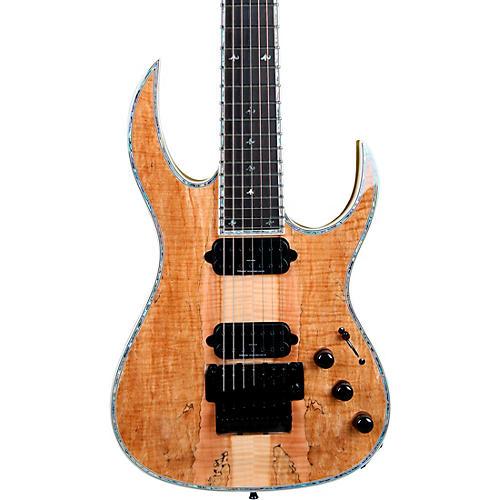 B.C. Rich Shredzilla 7 Prophecy Archtop with Floyd Rose 7-String Electric Guitar