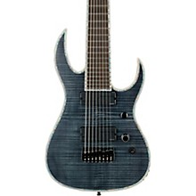 Shredzilla Extreme 8 8-String Electric Guitar Trans Black