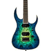 Shredzilla Extreme Electric Guitar Cyan Blue