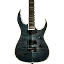 Shredzilla Extreme Electric Guitar Trans Black