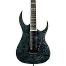 Shredzilla Prophecy Archtop with Floyd Rose Electric Guitar Trans Black