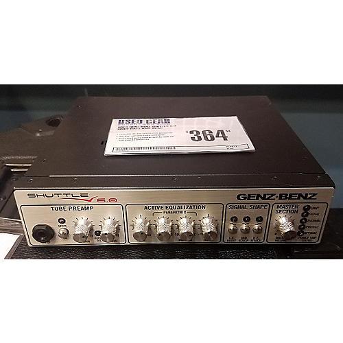 Genz Benz Shuttle 6.0 600W Bass Amp Head