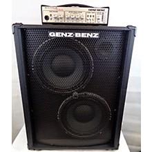 Genz Benz Shuttle 6.0 600W COMBO Bass Stack
