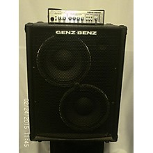 Genz Benz Shuttle 6.0 600W With STL 6.0 - 210T Bass Combo Amp