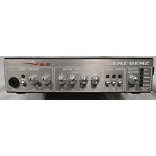 Genz Benz Shuttle 6.2 600W Tube Bass Amp Head