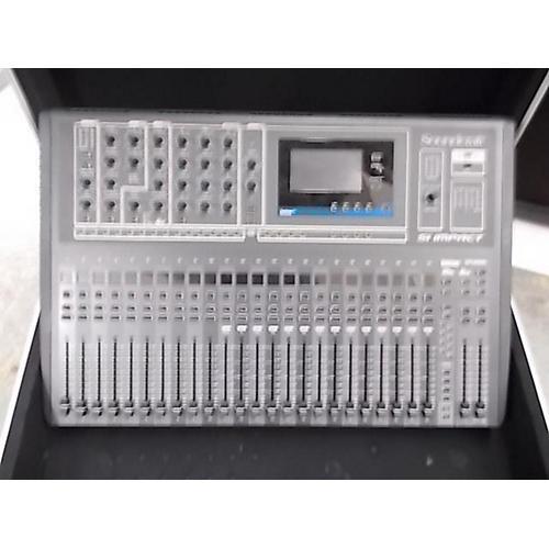 Soundcraft Si Impact Unpowered Mixer