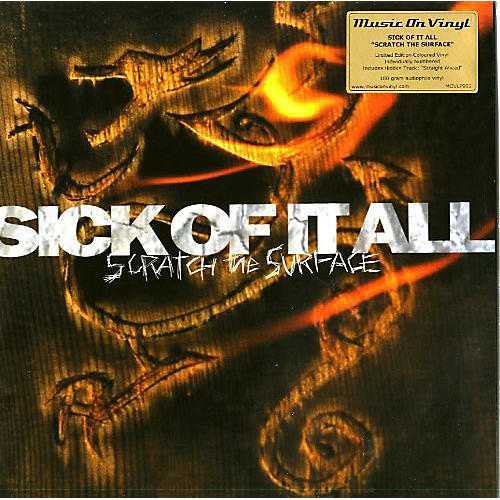 Alliance Sick of It All - Scratch the Surface