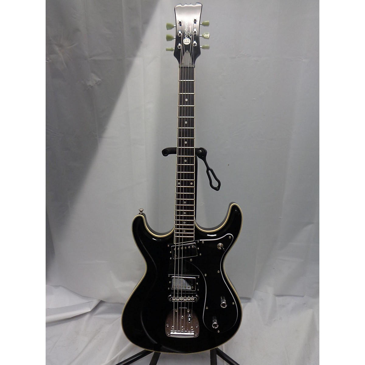 Eastwood Sidejack HB DLX Solid Body Electric Guitar