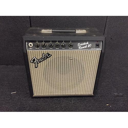Fender Sidekick Reverb 20 Guitar Combo Amp