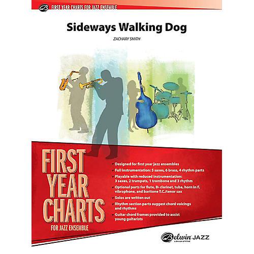 Alfred Sideways Walking Dog Jazz Band Grade 1 Set