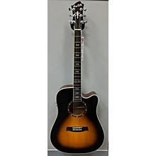 Hagstrom Sidre Ce-tsb Acoustic Electric Guitar
