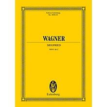 Eulenburg Siegfried (Hardbound, Study Score) Study Score Series Hardcover Composed by Richard Wagner