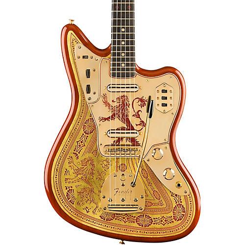Fender Custom Shop Sigil Collection Game of Thrones House Lannister Jaguar