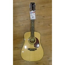 Martin Sigma DM12 ST 12 String Acoustic Electric Guitar
