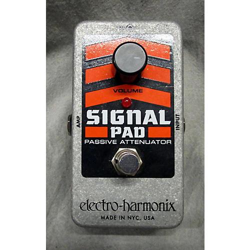 Electro-Harmonix Signal Pad Effect Pedal