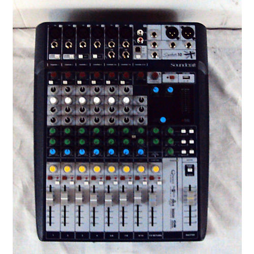 Soundcraft Signature 10 Unpowered Mixer