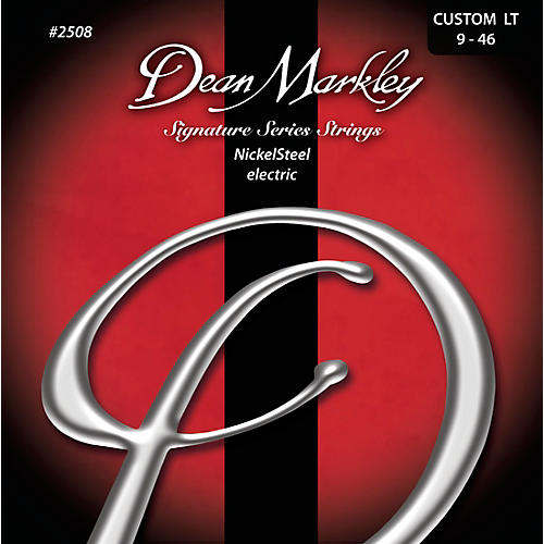 Dean Markley Signature Custom Light, 9-46 3 Pack
