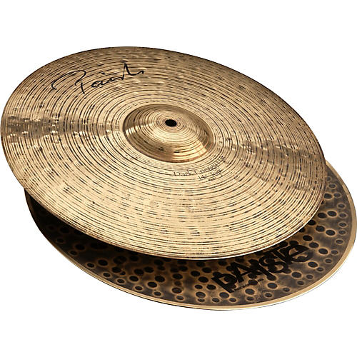 Paiste Signature Dark Energy Light Dark Hats Mark I (Pair)