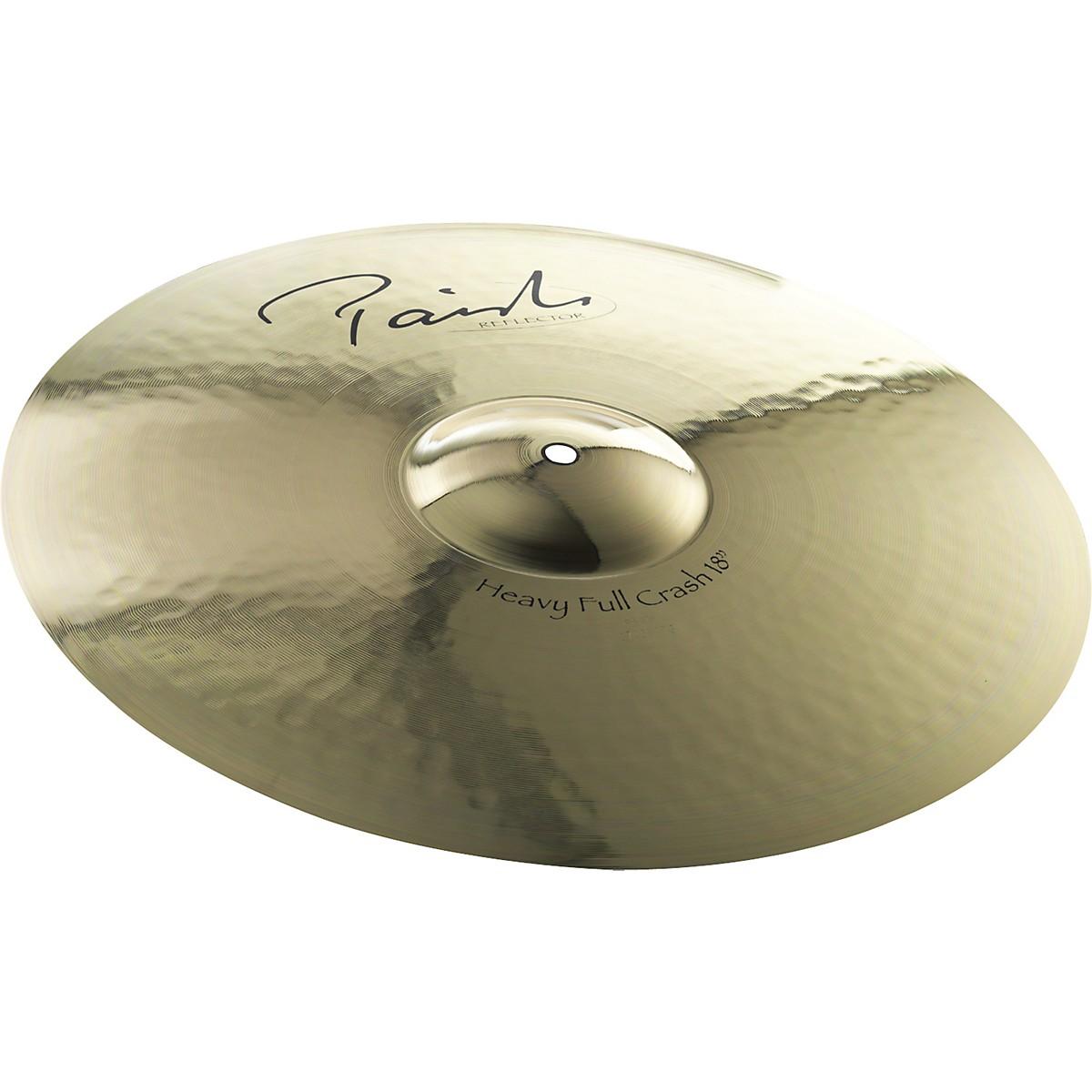 Paiste Signature Reflector Heavy Full Crash Cymbal