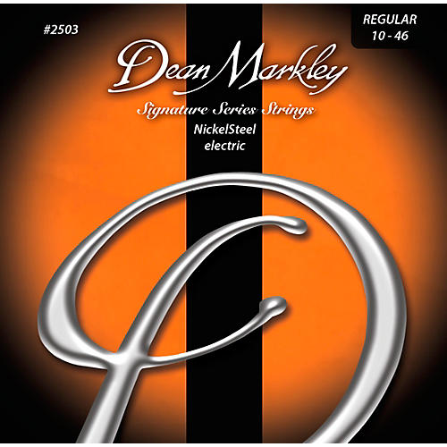 Dean Markley Signature Regular, 10-46 3 Pack