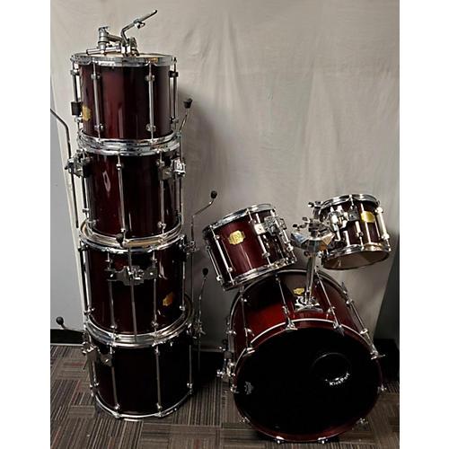 Premier Signia Maple Drum Kit