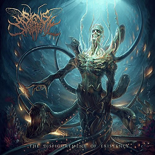Alliance Signs of the Swarm - The Disfigurement Of Existence