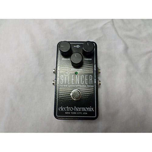 Electro-Harmonix Silencer Effect Pedal