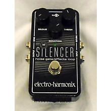 Electro-Harmonix Silencer Noise Gate/effects Loop Effect Pedal