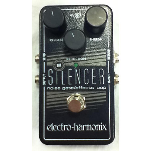 Electro-Harmonix Silencer Noise Gate\effects Loop Effect Pedal