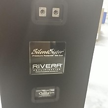 Rivera Silent Sister Iso Cab Guitar Cabinet