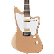 Silhouette Electric Guitar Champagne